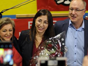 Congrès du PSV à Montreux