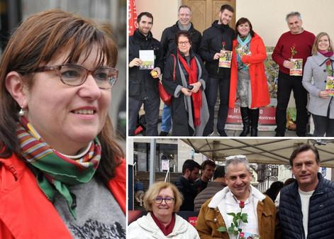 Irina Gote est élue à la Municipalité de Montreux !
