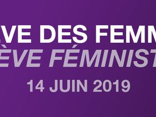 Le PS Montreux participe à la grève féministe !