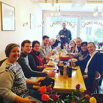 Photo Parti socialiste Montreux Café du Grutli