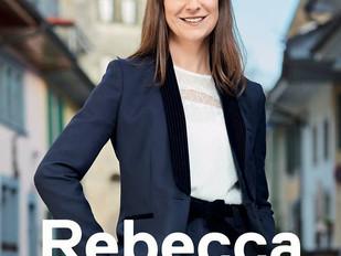 Rebecca Ruiz au Conseil d'Etat !