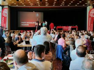 Congrès du PSV du 21 avril