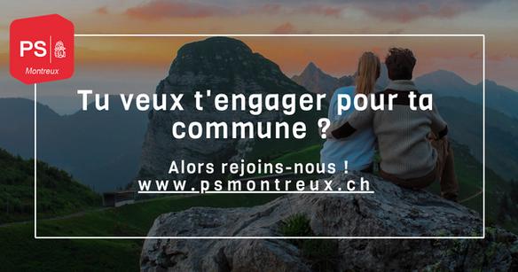 commune Montreux conseil