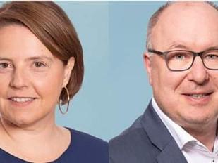 Ada Marra et Pierre-Yves Maillard à Clarens le 8 octobre à 19h30