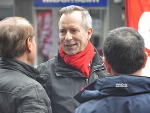 Olivier Gfeller élu au Grand Conseil