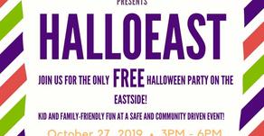 """San Antonio for Growth on the Eastside Presents """"HalloEast"""""""