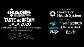 San Antonio for Growth on the Eastside (SAGE) Presents the 2020 Taste the Dream Gala