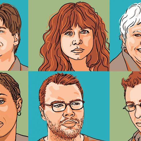 BAPF Portraits