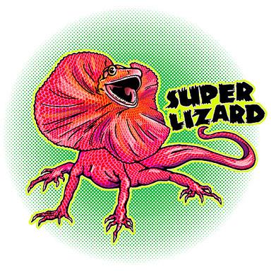 Super Lizard