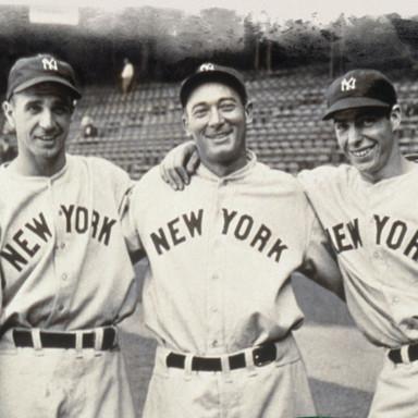 Italian Americans at Bat