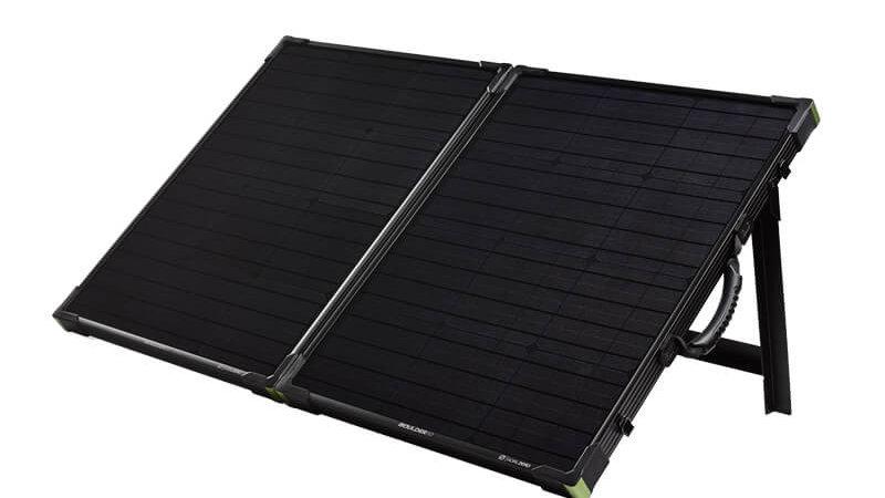 Goal Zero Solar Panel Boulder 100 Briefcase