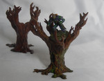 Buy Tree pack 1 (STL pack for home 3d printing) from Mystic Piegon Gaming