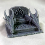 Buy Dragon Throne (resin miniature) from Mystic Piegon Gaming