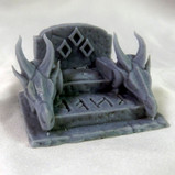Dragon Throne (resin miniature)