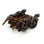 Buy Hand cart miniature for Dungeons and Dragons from Mystic Piegon Gaming
