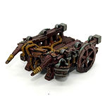 Hand cart miniature for Dungeons and Dragons