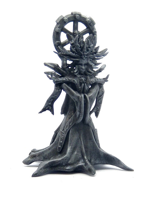 Lady of pain resin miniature
