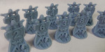Buy Objective markers for Warhammer/tabletop games from Mystic Piegon Gaming