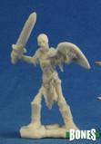 Reaper Bones SKELETON GUARDIAN SWORD  77240