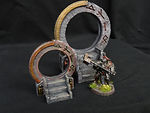 Buy Arcane gate / star gate for use in tabletop games from Mystic Piegon Gaming