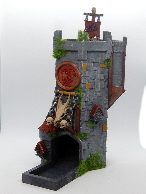 Dragon keep dice tower