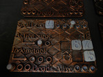 Buy Hit Point, Spell and resource tracker cards for Dungeons and Dragons 5th edition from Mystic Piegon Gaming