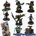 Buy Heroforge STL3D printing and painting service from Mystic Piegon Gaming