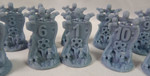Buy Decay objective markers for Warhammer/tabletop games(Nurgle themed) from Mystic Piegon Gaming
