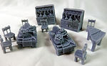 Buy Cottage/bar furniture set (28 mm scale) from Mystic Piegon Gaming