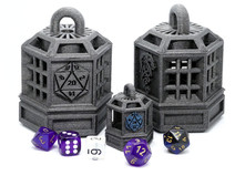 Cage Dice Jail for misbehaving dice