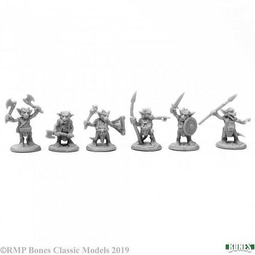 Reaper Bones Kobold Mooks 77652