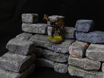 Buy Dungeon/terrain stack-able building blocks from Mystic Piegon Gaming