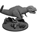 dnd t-rex resin miniatures