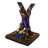 Awaiting execution resin miniature (D&D / tabletop games)