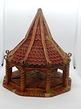 Elf Gazebo Terrain for dungeons and dragons, AoS, Warhammer
