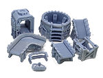 Buy Industrial convertor belt and processing terrain set (protein recliminator) from Mystic Piegon Gaming