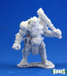 Buy Reaper Bones OGRE CHIEFTAIN from Mystic Piegon Gaming