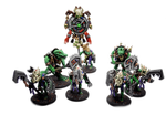 Buy Lizardfolk Elite Army resin miniatures for AoS/  D&D from Mystic Piegon Gaming