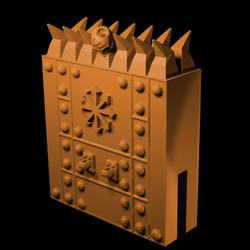 Straight 1 City of dis modular walls fro