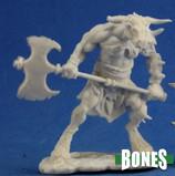 Reaper Bones Bloodhoof minotaur barbarian 77251