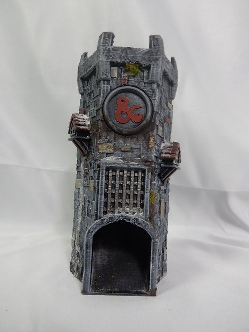Zelmars dice tower