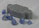 Buy Regents Tomb Dice Vault from Mystic Piegon Gaming