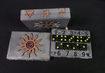Buy Spell Slot Tracking Box for Dungeons and Dragons / Pathfinder from Mystic Piegon Gaming