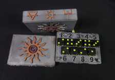 Spell Slot Tracking Box for Dungeons and Dragons / Pathfinder