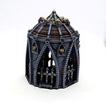 Buy Shrine of the damned Dice Jail from Mystic Pigeon Gaming from Mystic Piegon Gaming