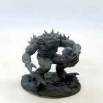 Buy Hezrou demon (Dungeons and Dragons) resin miniature by Mystic P from Mystic Piegon Gaming