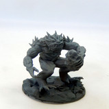 Hezrou demon (Dungeons and Dragons) resin miniature by Mystic P