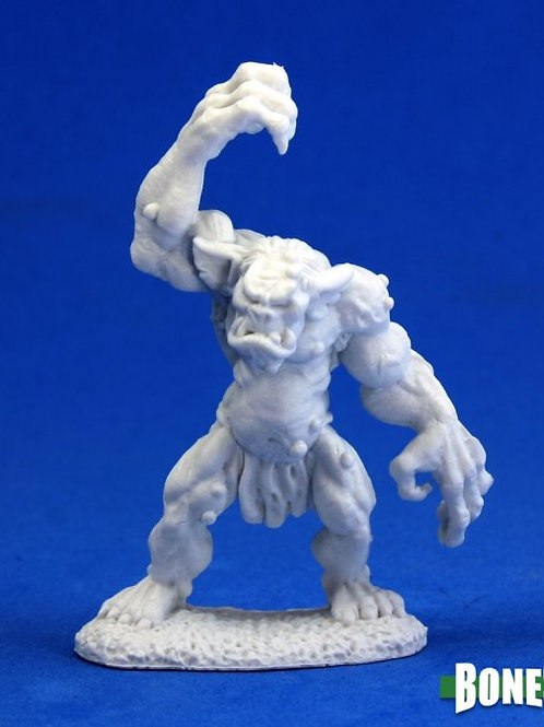 Reaper Bones Cave Troll