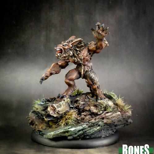Reaper Bones Werewolf 77009