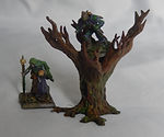 Buy Autumn trees for Dungeons and Dragons / Tabletop Games from Mystic Piegon Gaming